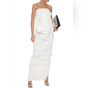 Rick Owens SS18 Dirt Thayant dress size 4 BNWT